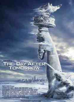 द डे आफ्टर टुमॉरो movie poster