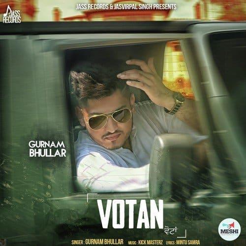Votan album artwork