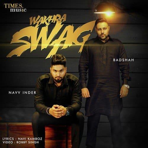 Wakhra Swag album artwork
