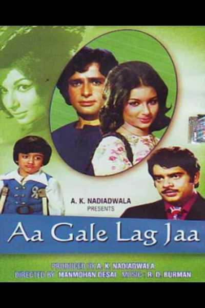 Aa Gale Lag Jaa movie poster