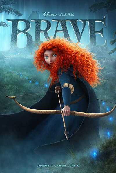 ब्रेव movie poster