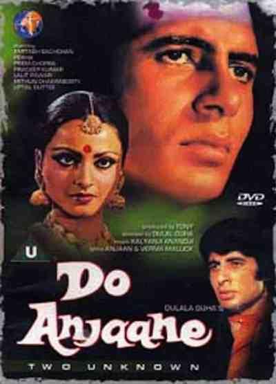 Do Anjaane movie poster