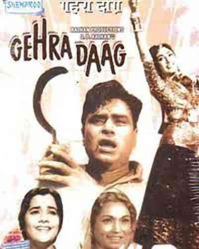 Gehra Daag movie poster