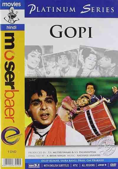 Gopi movie poster