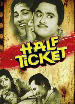 Half Ticket movie poster