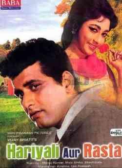 हरियाली और रास्ता movie poster