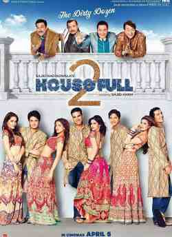 Housefull 2 movie poster