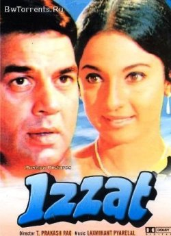 Izzat movie poster