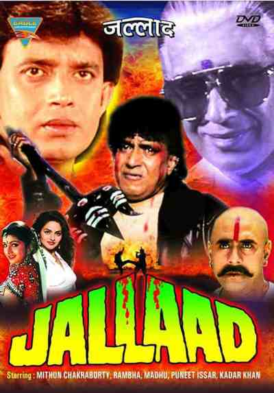 Jallaad movie poster