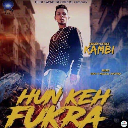 Hun Keh Fukra album artwork