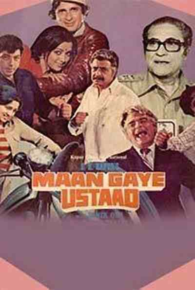Maan Gaye Ustaad movie poster