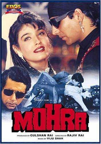 Mohra movie poster