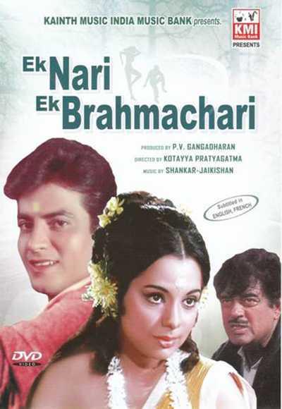 Ek Nari Ek Brahmachari movie poster