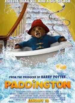 Paddington movie poster