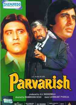 Parvarish movie poster