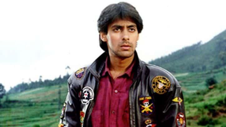 Salman Khan to adopt Maine Pyar Kiya look again