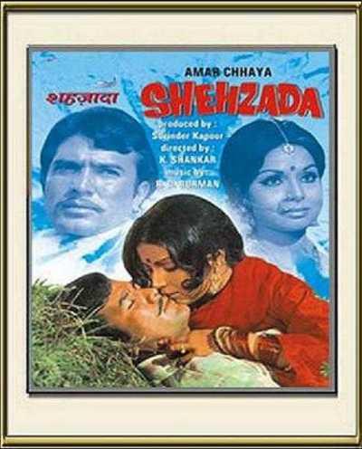 Shehzada movie poster