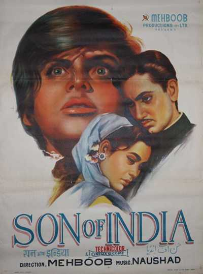 Son Of India movie poster
