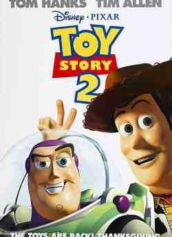 टॉय स्टोरी 2 movie poster