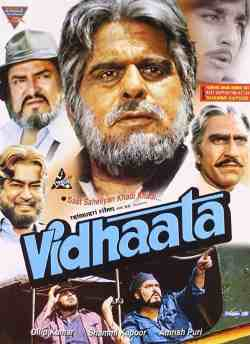 Vidhaata movie poster
