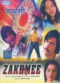 Zakhmee movie poster