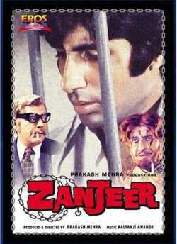 Zanjeer movie poster