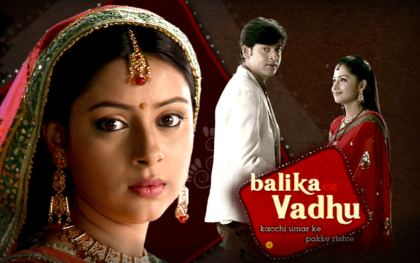Balika Vadhu Tv Serial Trp Reviews Cast Story