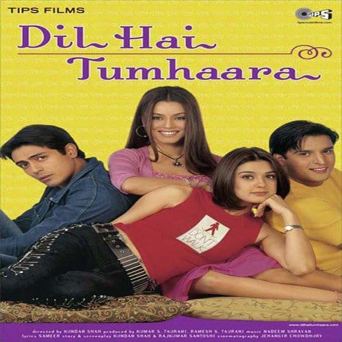 Dil Hai Tumhaara album artwork