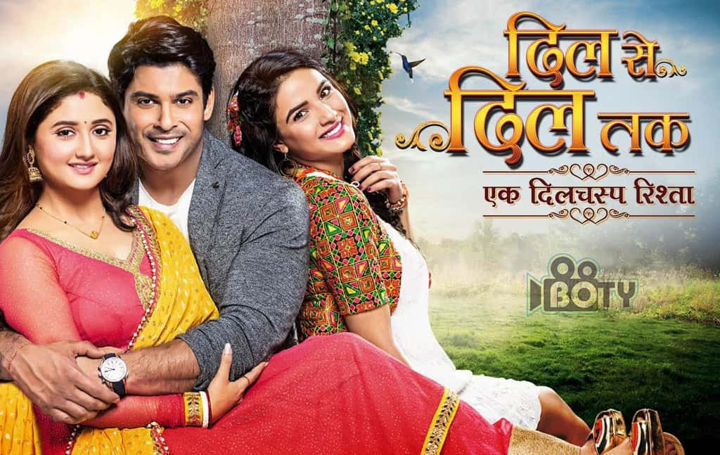 Dil Se Dil Tak tv serial poster