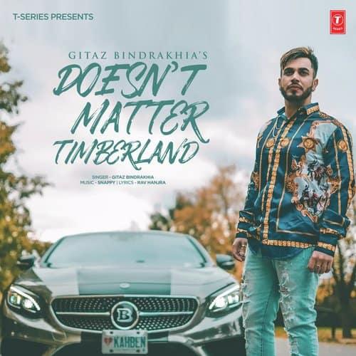 Doesn't Matter album artwork