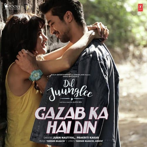 Gazab Ka Hai Din album artwork