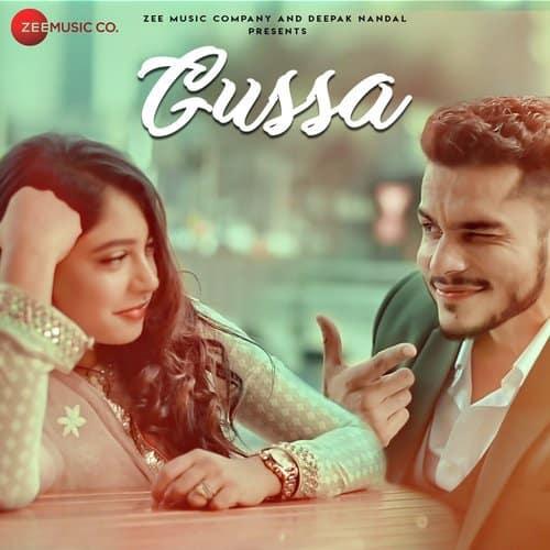 Gussa album artwork