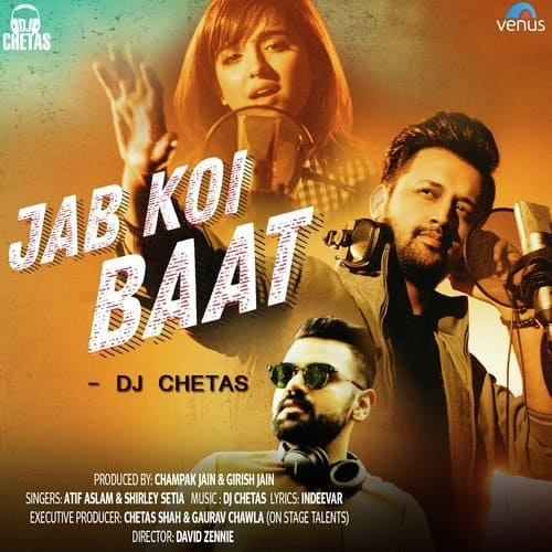 Jab Koi Baat album artwork
