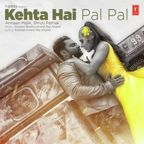 Kehta Hai Pal Pal album artwork