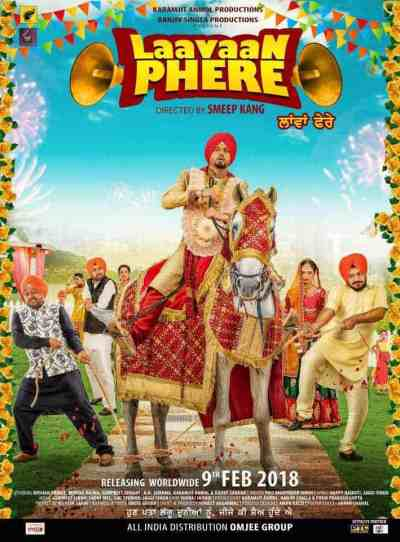 लावां फेरे movie poster