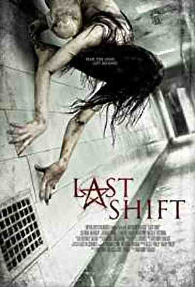 Last Shift movie poster