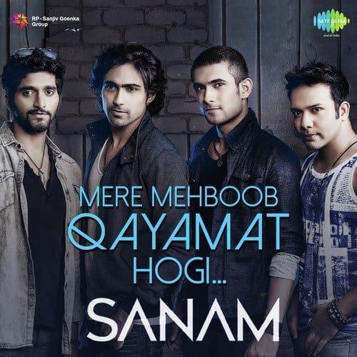 Mere Mehboob Qayamat Hogi album artwork