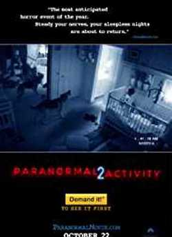 पैरा नार्मल एक्टिविटी 2 movie poster