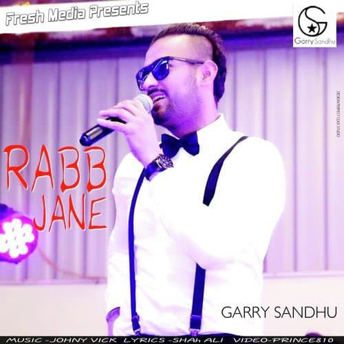 Rabb Jane album artwork