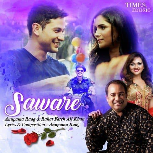 Saware album artwork