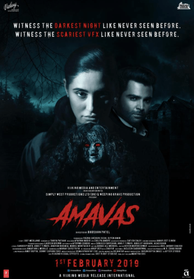 Amavas movie poster
