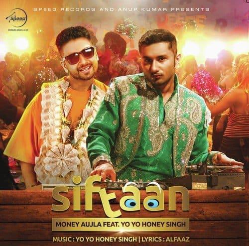 Siftaan album artwork