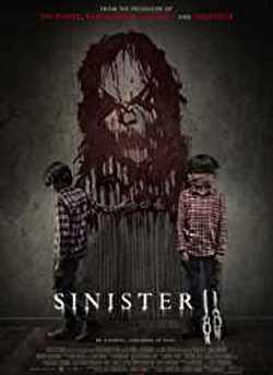 सिनिस्टर 2 movie poster