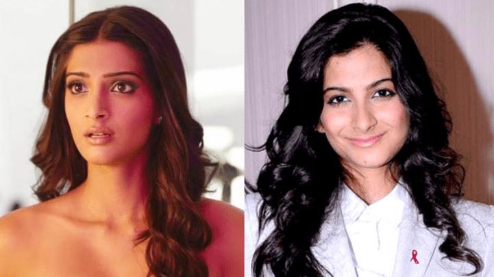 Bollywood Sisters Sonam and Rhea