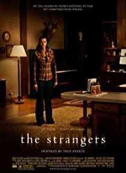 द स्ट्रेंजर movie poster