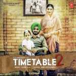 Time Table 2 album artwork