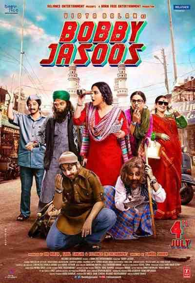 Bobby Jasoos movie poster