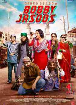 Bobby Jasoos movie poster