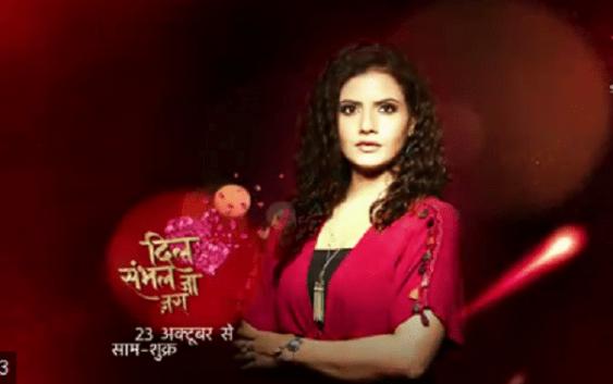 Dil Sambhal Jaa Zara tv serial poster