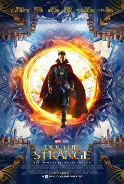 Doctor Strange movie poster